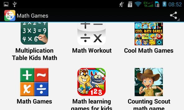 Top Math Games screenshot 4