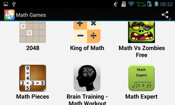 Top Math Games screenshot 5