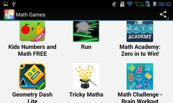 Top Math Games screenshot 6