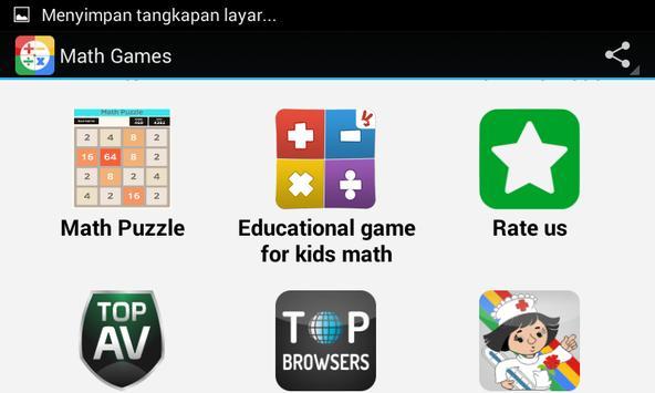 Top Math Games screenshot 7