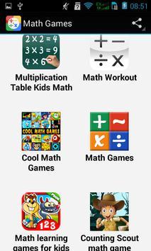 Top Math Games poster