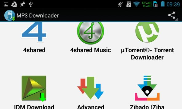 Top Mp3 Downloader screenshot 3