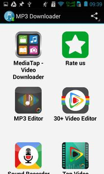 Top Mp3 Downloader screenshot 2
