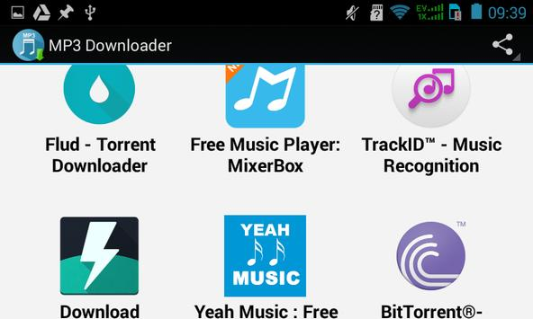 Top Mp3 Downloader screenshot 4
