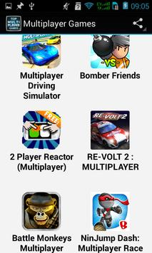 Top Multiplayer Games poster