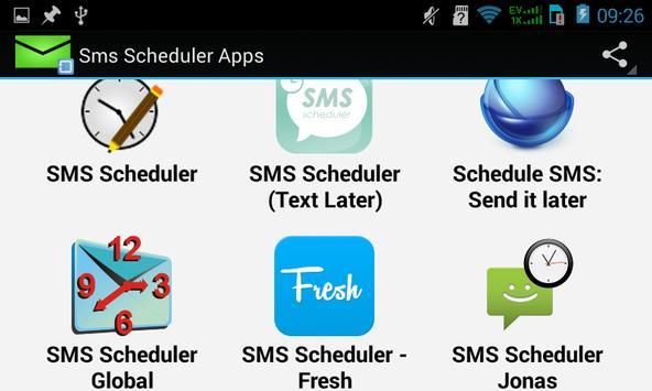 Top SMS Scheduler screenshot 4