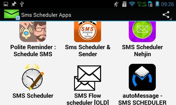 Top SMS Scheduler screenshot 5