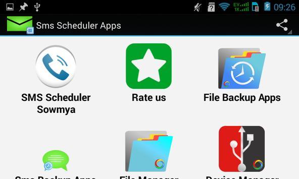 Top SMS Scheduler screenshot 7