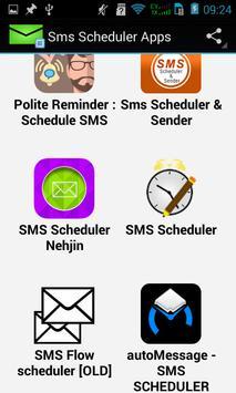 Top SMS Scheduler screenshot 1