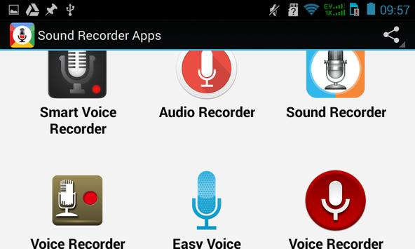 Top Sound Recorder screenshot 4