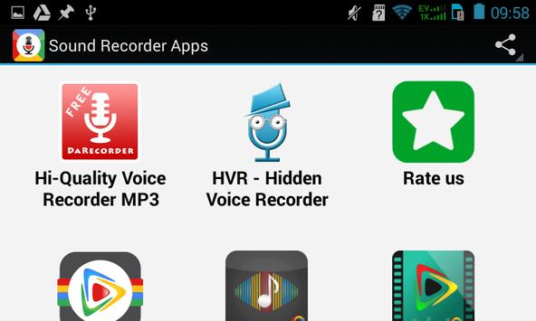Top Sound Recorder screenshot 7