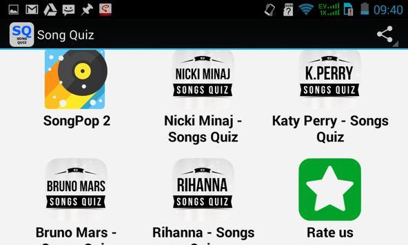 Top Song Quiz apk screenshot
