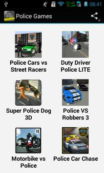 Top Police Games poster