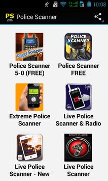Top Police Scanner Apps poster
