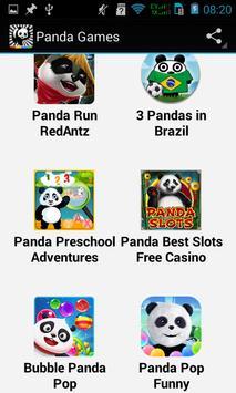 Top Panda Games screenshot 2