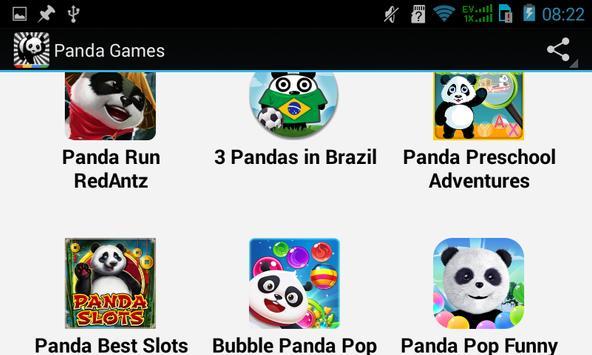 Top Panda Games screenshot 8