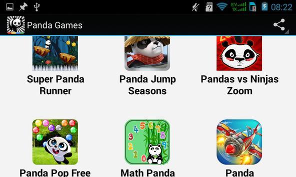 Top Panda Games screenshot 9