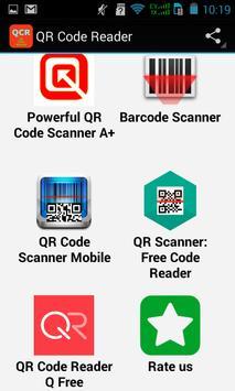 Top QR Code Reader Apps screenshot 1