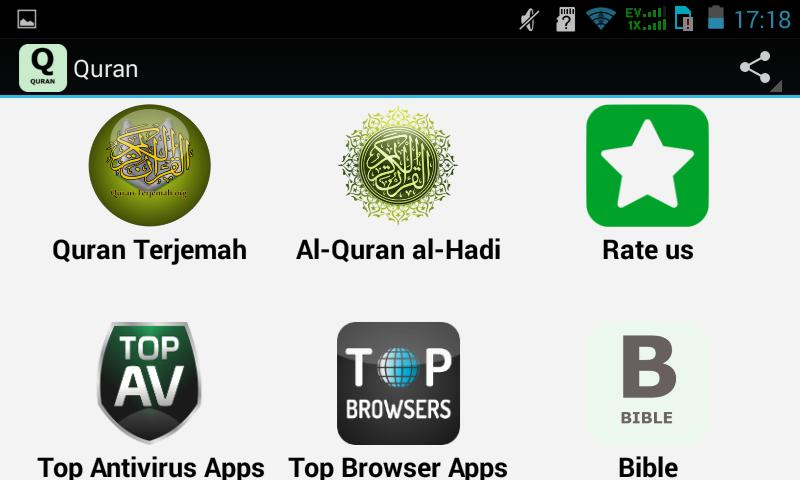 Top Quran Apps for Android - APK Download