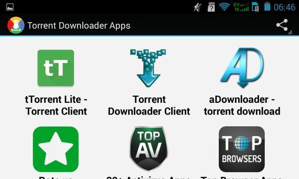 Top Torrent Downloader apk screenshot