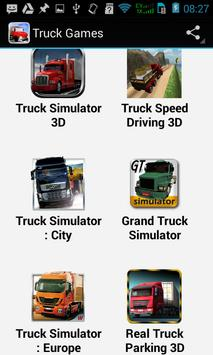 Top Truck Games poster