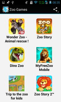Top Zoo Games poster