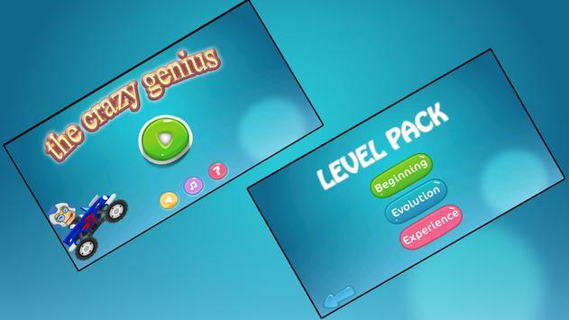 The Crazy Genius Racer screenshot 2