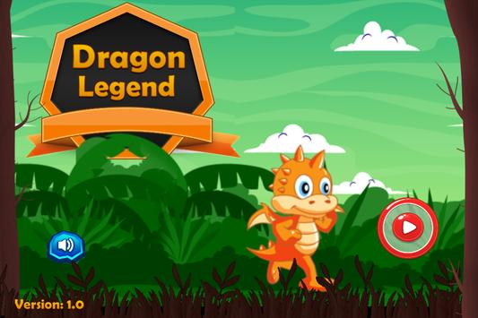 Dragon Legend Adventure Cartaz
