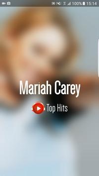 Mariah Carey Top Hits poster
