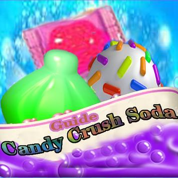 Guides:New Candy Crush  Soda poster