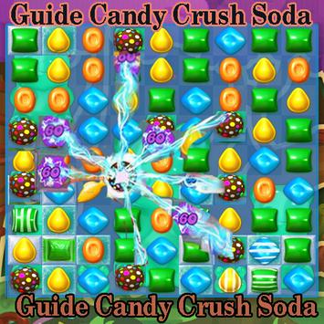 Guides:New Candy Crush  Soda apk screenshot