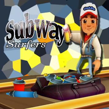 Guides For Subway Surfer New poster