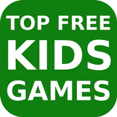 Top Free Kids Games icon