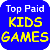 Top Paid Kids Games icon