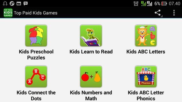 Top Paid Kids Games screenshot 2