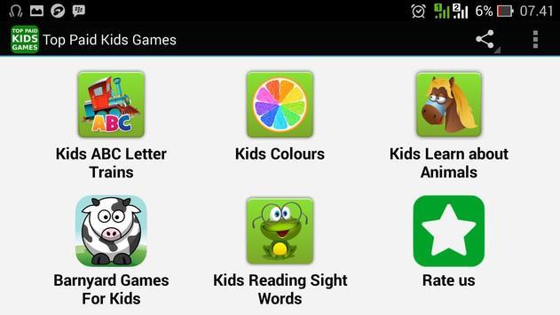Top Paid Kids Games screenshot 3