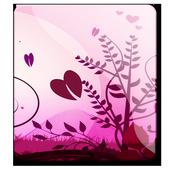 Love Hurts Valentine HD LWP icon