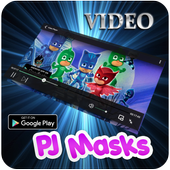 Video Collection of PJ Masks icon
