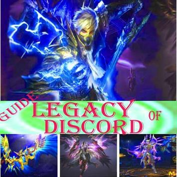 Guide Legacy of Discord poster