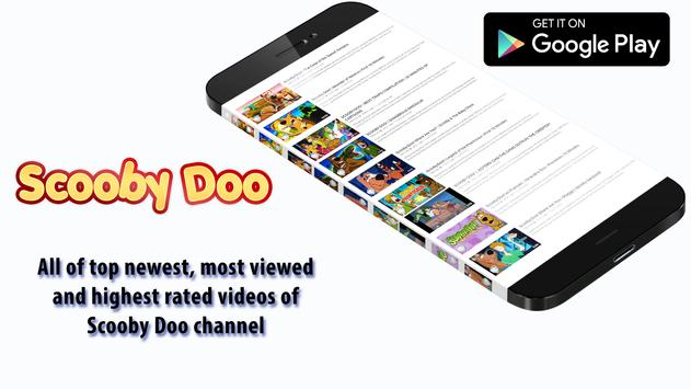 Video Collection of Scooby Doo screenshot 1