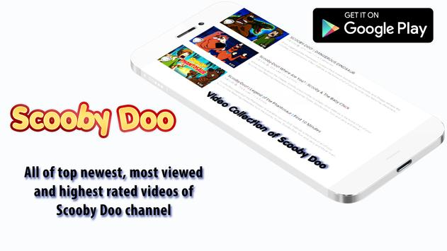 Video Collection of Scooby Doo screenshot 2