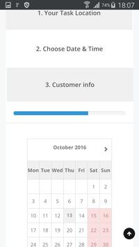 Service Finder apk screenshot