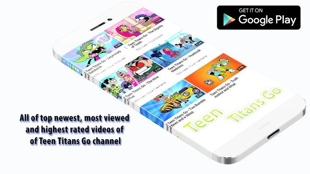 Video Collection of Teen Titans Go poster