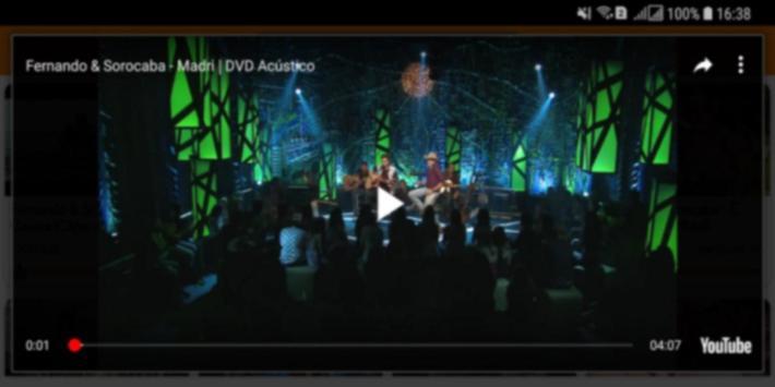 Fernando e Sorocaba Top MV screenshot 4