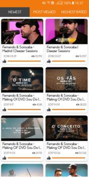 Fernando e Sorocaba Top MV screenshot 1