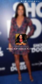 Jordin Sparks Top MV poster