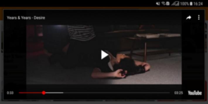 Years and Years Top MV screenshot 4