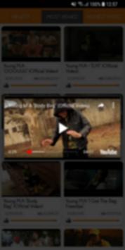 Young MA Top MV screenshot 2