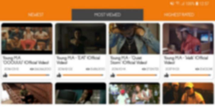 Young MA Top MV screenshot 3