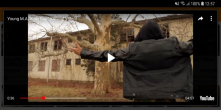 Young MA Top MV screenshot 4